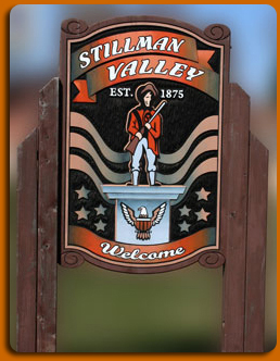 Stillman Valley Sign